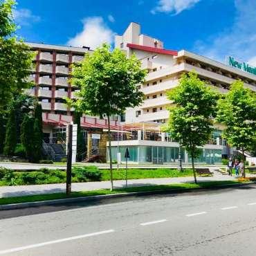 Hotel New Montana