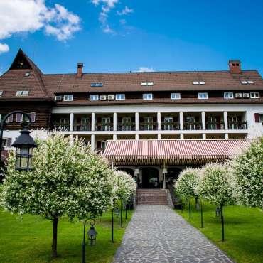 Hotel Grădina Morii